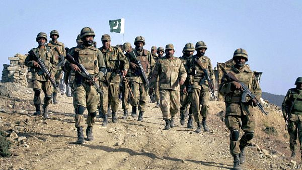 pakistan army Zarb e Azb operation