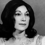 Begum Nusrat Bhutto - Picture Taken 1977