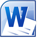 Microsoft Word Office Logo