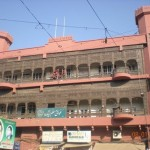 Lal Haveli - home of Sheikh Rasheed Ahmed in Rawalpindi
