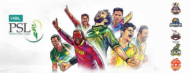Pakistan Super League - PSL T20